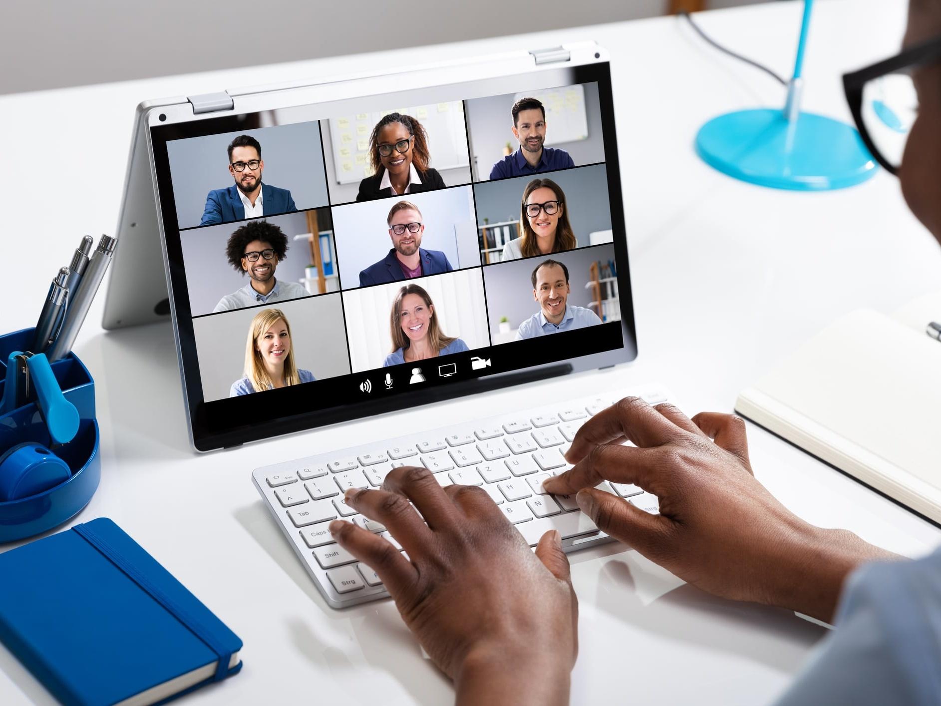 Cómo mejorar la eficiencia de tus reuniones virtuales